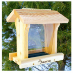Woodlink NARANCH1 Cedar Ranch Bird Feeder, 3-Lb.