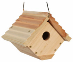 Woodlink NAWREN Traditional Wren House, 7-1/2 Inch