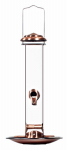 Woodlink NACOP Copper Tube Bird Feeder, 16-1/2 Inch