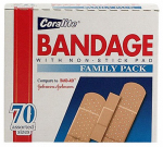 Great Lakes Wholesale 851200 70CT Bandages ASSTD