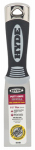 Hyde Tools 06108 Putty Knife, Flexible Steel Blade, 1-1/2-In.