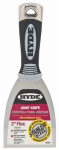 Hyde Tools 06358 Joint Knife, Flexible Steel Blade, 3-In.