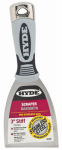 Hyde Tools 06408 Scraper, Stiff Steel Blade, 3-In.