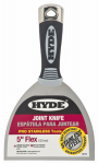 Hyde Tools 06778 Joint Knife, Flexible Steel Blade, 5-In.