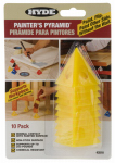 Hyde Tools 43510 Painter's Pyramid, 10-Pk.