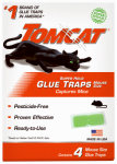 Scotts-Tomcat 0362710 Mouse Glue Traps, Super Hold, 4-Pk.