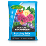 Scotts Growing Media 70052870 Moisture Manager Potting Soil, 1-Cu. Ft.