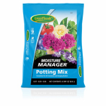 Scotts Growing Media 70051870 Moisture Manager Potting Soil, 8-Qt.