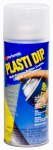 Plasti Dip 11209-6 Rubber Coating, Air Dry, Clear, 11-oz.