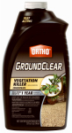 Scotts Ortho Roundup 0430810 GroundClear Complete Vegetation Killer, 1-Qt.