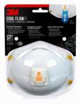 3M 8511HA1-C-PS Sanding & Fiberglass Valve Respirator