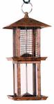 Woodlink NA11251 Double-Tower Seed Bird Feeder, 11-Inch