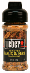 Ach Food Companies 2003531 Roasted Garlic and Herb Seasoning, 2.5-oz.