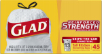 Clorox The 78362 Tall Kitchen Trash Bags, 45-Ct., 13-Gal.