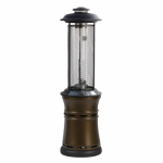 Shinerich Industrial SRPH68B Inferno Radiant Gas Patio Heater, 36,000 BTU