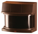 Heathco HZ-5316-BZ DualBrite Motion-Sensor Light Fixture,  Deluxe, Bronze