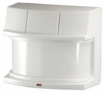 Heathco HZ-5316-WH DualBrite Motion-Sensor Light Fixture, Deluxe, White
