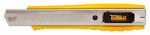 Stanley Consumer Tools DWHT10038 Single-Blade Snap Off Knife, 18mm
