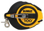 Stanley Consumer Tools DWHT34036 Closed Case Measuring Tape, 5:1 Gear Ratio, 100-Ft.