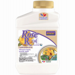 Bonide Products 917 Organic Rose Rx Fungicide, Insecticide & Miticide, 1-Pt. Concentrate