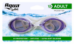 Aqua Leisure Ind CTG1281 Youth Swim Goggles