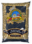 Jrk Seed & Turf Supply B200005 Wild Bird Food, Black Sunflower, 5-Lbs.