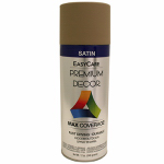 True Value Mfg PDS154-AER Enamel Spray Paint, Khaki Gloss, 12-oz.