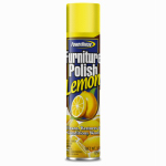 Personal Care Products 90584-9 Furniture Polish, 9-oz. Lemon  Aerosol