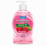 Personal Care Products 90664-8 Anti-Bacterial Liquid Hand Soap, 7.5-oz. Raspberry