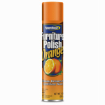 Personal Care Products 90831-4 Furniture Polish, 10-oz. Orange Aerosol