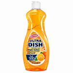 Personal Care Products 90872-7 Anti-Bacterial Fresh Scent Ultra Dish Detergent, 25-oz.