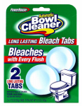 Personal Care Products 92564-9 Toilet Bowl Bleach Tab, 2-Pack