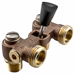 Watts Brass & Tubular 2T-M2 Washing Machine Shut-Off Valve
