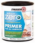 Zinsser & 249019 Bulls Eye Zero Primer & Sealer, 1-Qt.