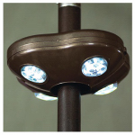 Amertac-Westek LPL1040 LED Patio Umbrella Light, Battery-Operated
