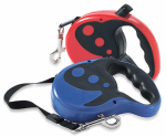 Westminster Pet Products 98627 Retractable Pet Leash, Assorted Colors, 13-Ft.
