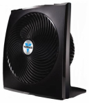 Vornado Fans CR1-0118-06 Whole Room Circulator Fan, Black