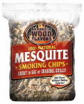 Bwf Enterprises 20301 Mesquite Wood Chips, 2-Lb.