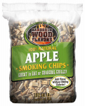 Bwf Enterprises 90302 Apple Wood Chips, 2-Lb.