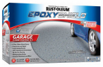 Rust-Oleum 261839 Epoxyshield Low VOC Garage Floor Kit, Gray