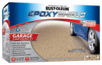 Rust-Oleum 261842 Epoxyshield Low VOC Garage Floor Kit, Tan