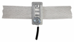 Dare Products 2743 Electric Fence Tape Connector, .5 To 1.5-In.