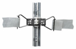 Dare Products 3115 Electric Fence Tensioner Combo For T-Posts, Corner & End, Insulated