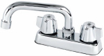Homewerks Worldwide 16-U42WNCHB Laundry Tray Faucet, Chrome