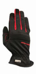 Big Time Products 22002-23 Utility Work Glove, Spandex/Leather, Medium