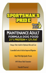 Sunshine Mills 10110 Sportsman's Pride Dog Food, Maintenance Adult Formula, 50-Lbs.