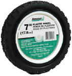 Arnold 490-321-0002 7-Inch Plastic Universal Offset Replacement Lawn Mower Wheel