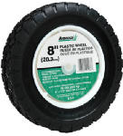 Arnold 490-322-0003 8-Inch Plastic Universal Offset Replacement Lawn Mower Wheel