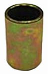 Double Hh Mfg 31190 Top Link Bushing, Cat 1-2, Yellow Zinc Plated, 1 x 1-15/16-In., 2-Pk.