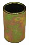 Double Hh Mfg 31194 Lift Arm Bushing, Cat 1-2, Yellow Zinc Plated, 1-1/8 x 1-3/4-In., 2-Pk.